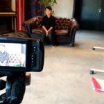 Videodreh in der MatriX