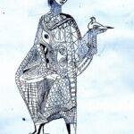 Der Mantel der Taubenmarie