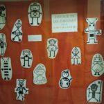 Roboter im Kunstunterricht