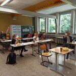 Kurzfilmcontest an der Mittelschule Königsbrunn
